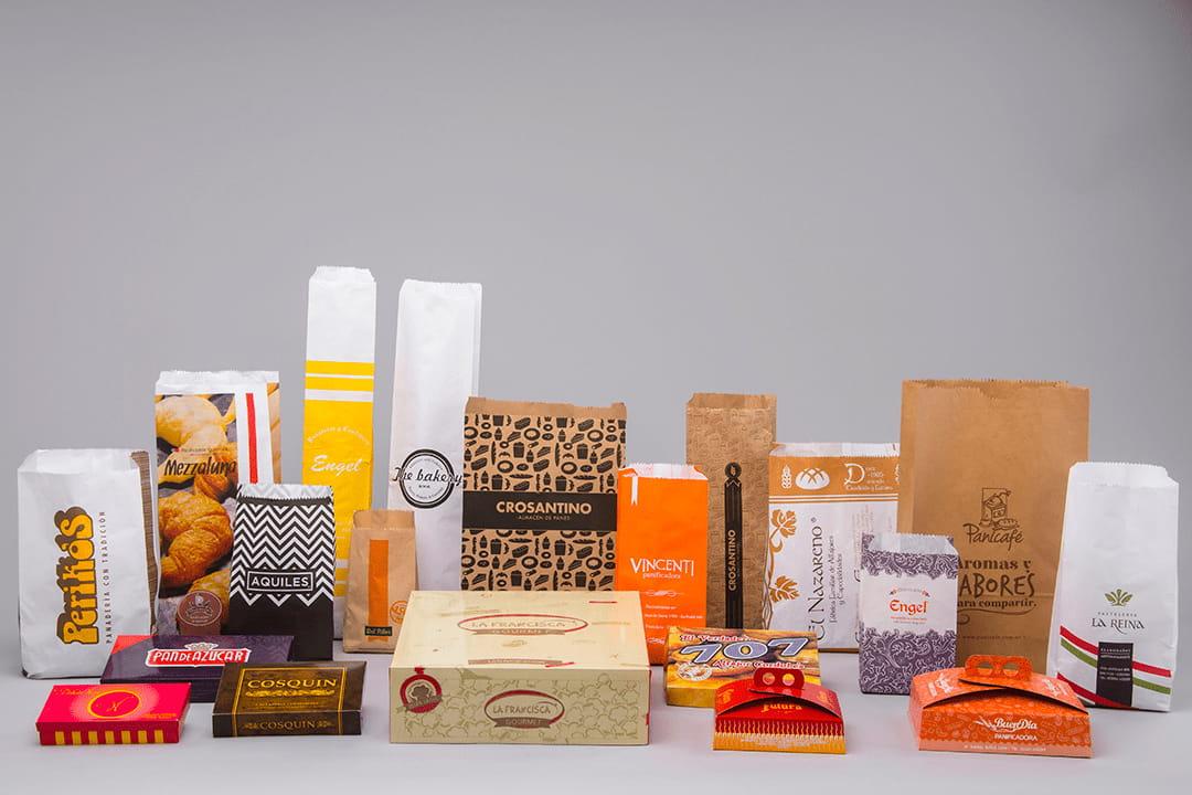 Bolsas y envases para panaderías