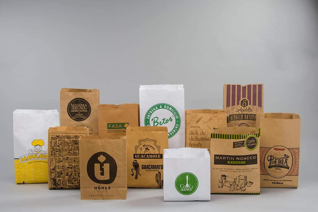 Solución de Packaging para Delivery